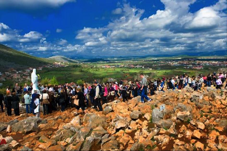 colline apparaition Medj