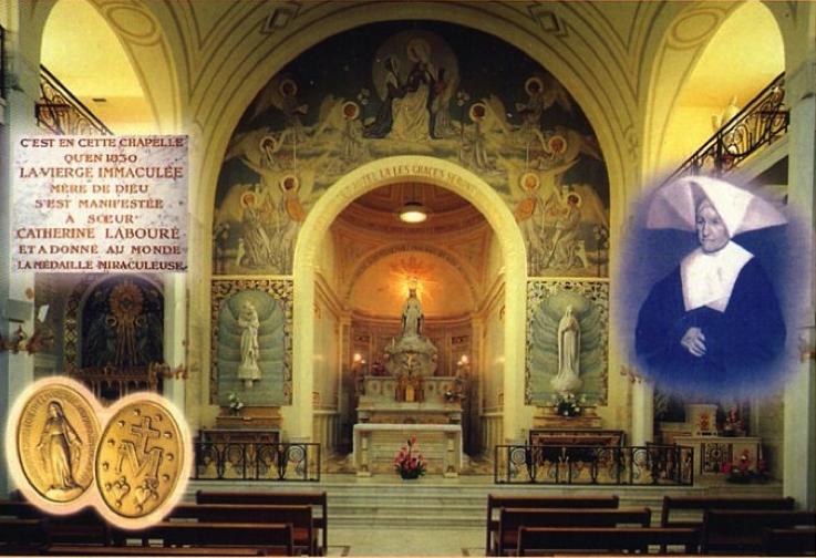 Chapelle Médaille MIraculeuse